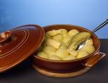 Если картошка замерзла можно ее есть — если картофель подмерз