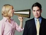 Что делать если жена орет и повышает голос?