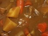 Скачать Японская Дория  (запеканка с карри, рисом, мясом, запеченным сыром).  Рецепт японской кухни