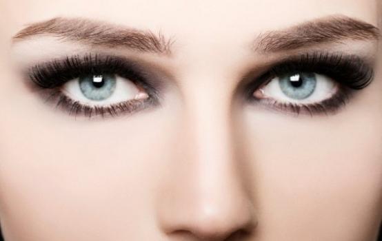 Макияж, чтобы глаза казались больше