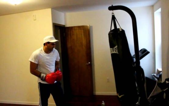 Как научиться боксировать в домашних условиях