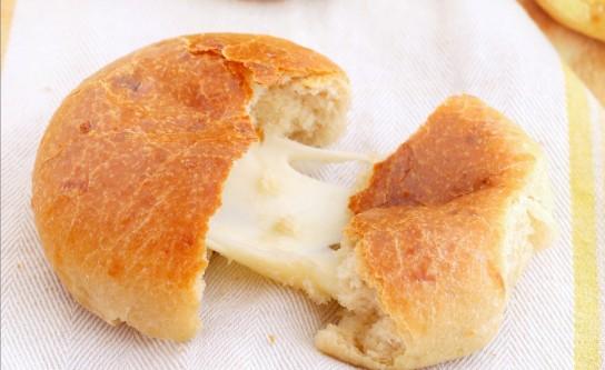 Булочки с сыром рецепт из дрожжевого теста