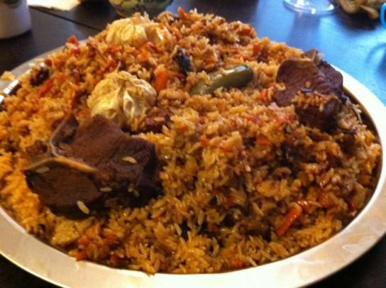 плов узбекский с говядиной рецепт с фото