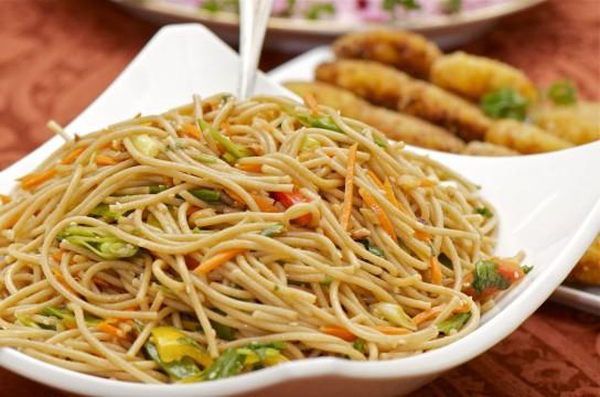 Блюда из вермишели - рецепты