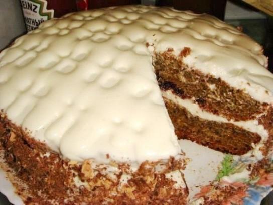 Рецепт торт мечта жизни