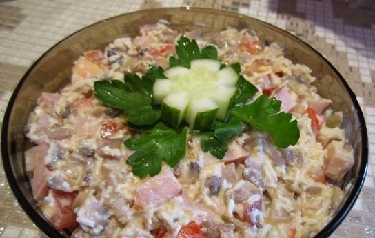 рецепты приготовления вкусных салатов из пекинской капусты