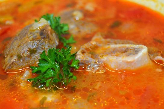 Суп харчо из курицы: рецепт приготовления в домашних условиях 98