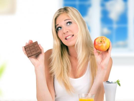 Срыв с диеты - что делать?