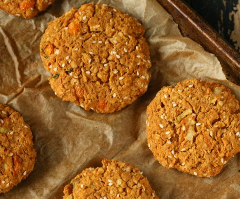 Морковные котлеты - рецепт в духовке
