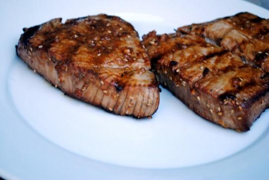 рецепт из филе тунца замороженного рецепты с фото