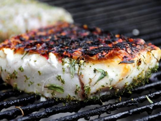 филе рыбы тилапии на мангале рецепты