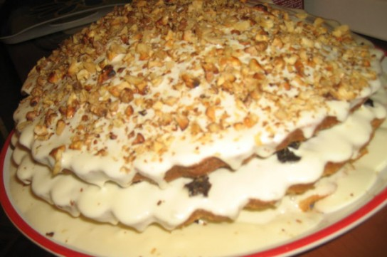 Фото бабушкин торт бахетле рецепт пошагово