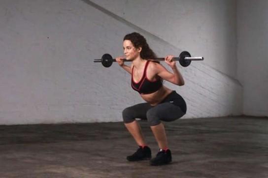 как приседать чтобы похудеть в ногах