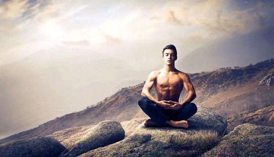 Поза для медитации