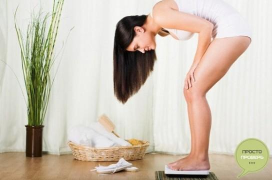 как похудеть без изменения питания