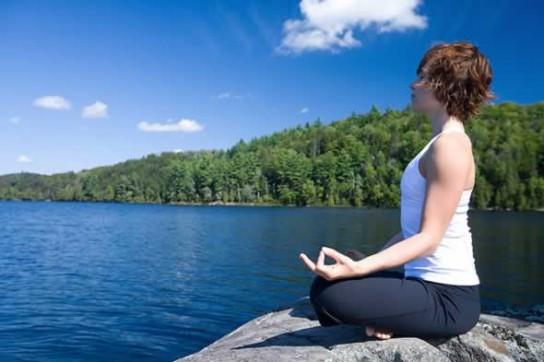 Медитации в любом месте