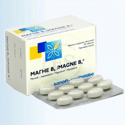 Магне б6 при беременности дозировка