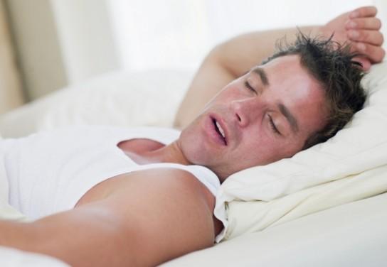 Ребенок сильно храпит во сне после болезни