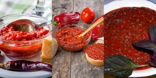 Аджика (более 100 рецептов с фото) - рецепты с фотографиями на Поварёнок. ру 350
