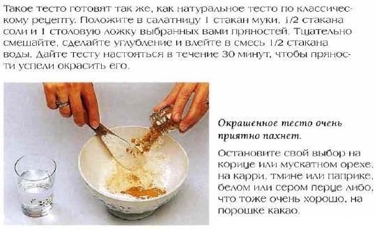 Как сделать тесто для