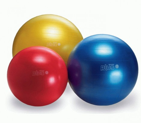 Гимнастический мяч с рожками секс видео