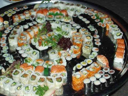 Суши видео рецепты 148