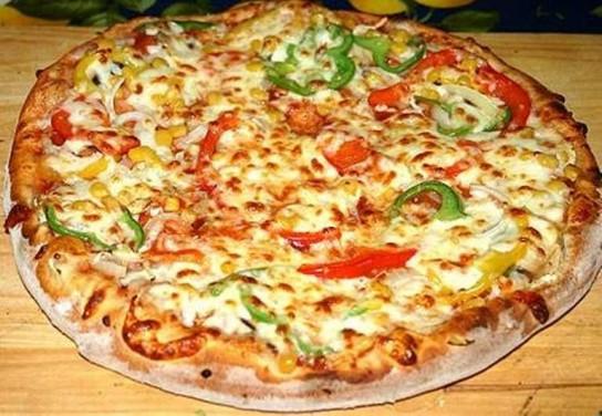пицца рецепт начинки в домашних условиях в духовке