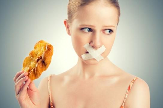 Как же заставить себя не есть?