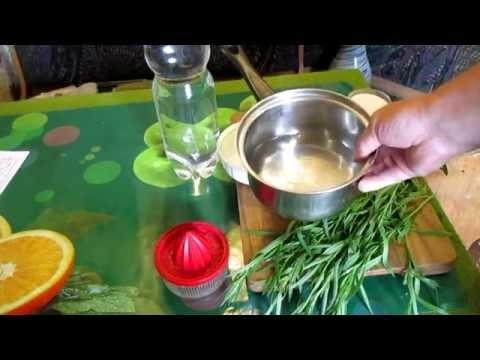 Заготовка тархуна в домашних условиях