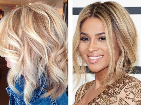 В какой лучше цвет покрасить русые волосы