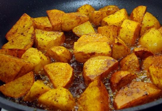 Как приготовить фарш с картошку а духовке