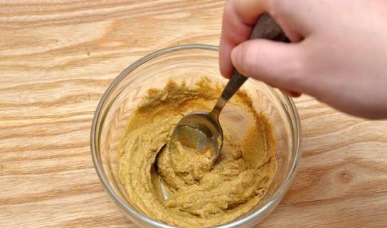 Как самому сделать горчицу из порошка