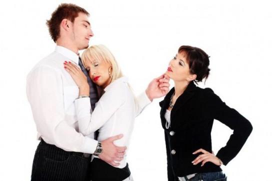Как продолжать отношения с женатым мужчиной