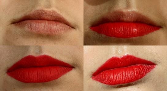 Почему стоит остановиться на матовых губах?