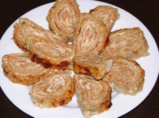 Шесть блюд из одной курицы комиссаржевской