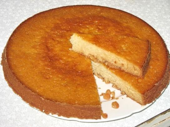 Рецепт коржей торта сметанника