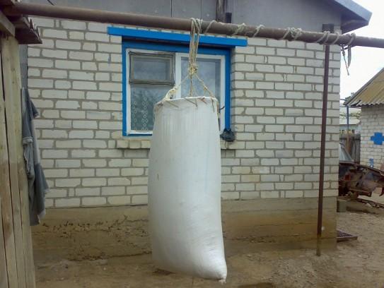 Как сделать самодельную боксерскую грушу