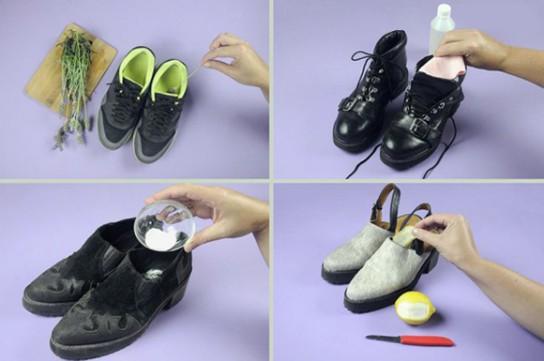 Как из обуви сделать зимнюю