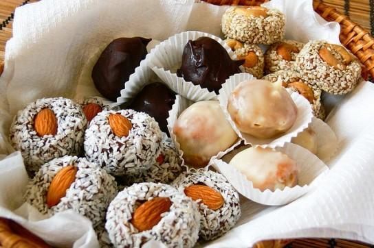 Полезные конфеты своими руками рецепты 784