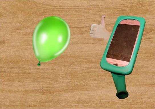 Чехол для телефона своими руками из шарика