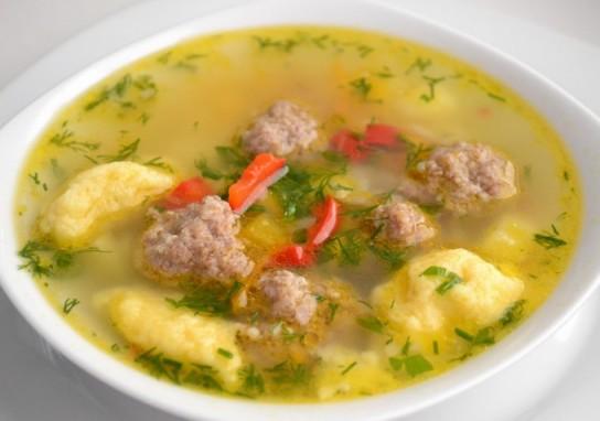 клецки рецепты приготовления для супа