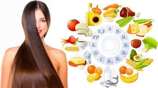 Для волос какой витамин нужен
